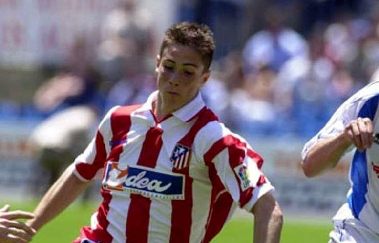 Nhung cot moc dang nho trong su nghiep cua Fernando Torres hinh anh 1