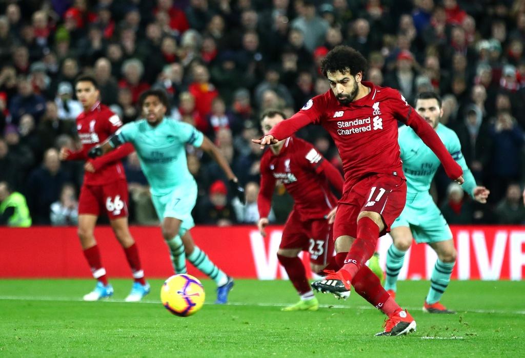 Arsenal - Liverpool anh 1