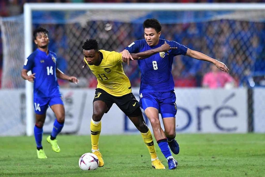 Sumareh - vu khi cua Malaysia khien tuyen Viet Nam phai de phong hinh anh 1
