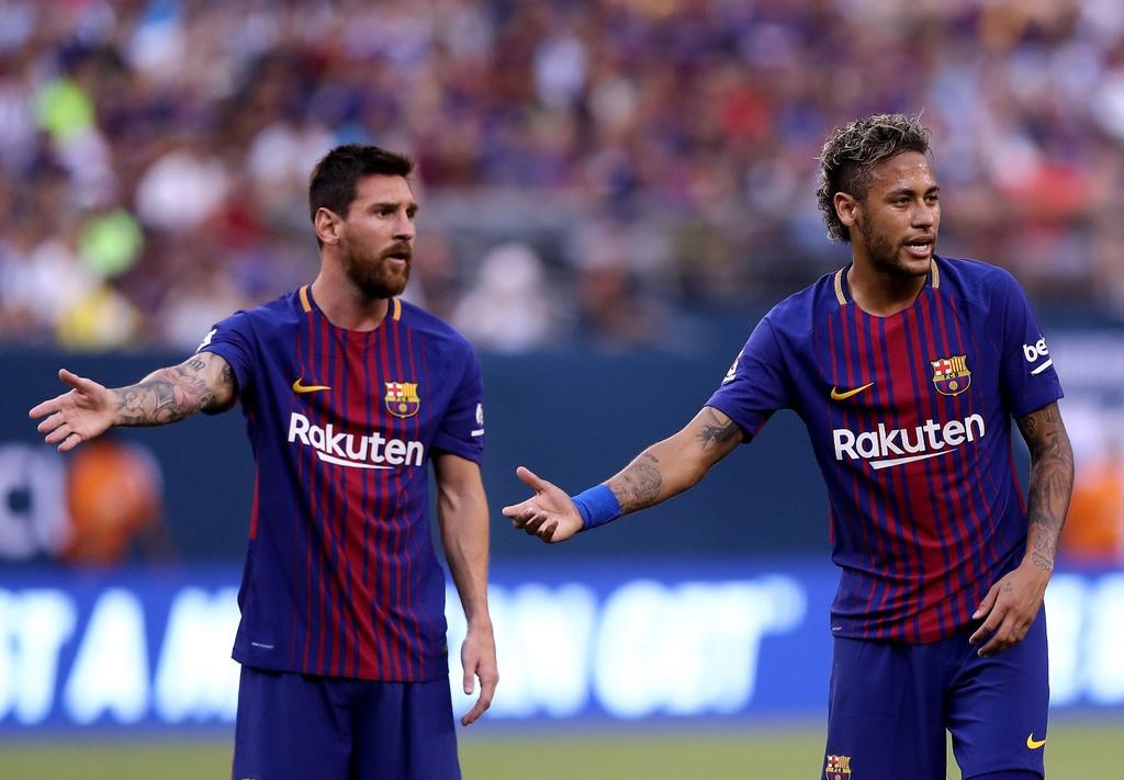 Nhung diem den tiem nang cua Messi neu roi Barca hinh anh 4 messi_neymar.jpg