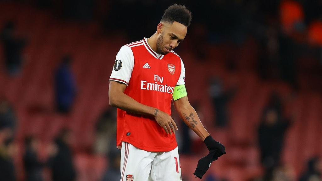 Aubameyang roi Arsenal anh 2