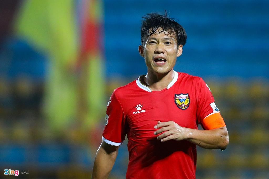 Hung Dung, Tuan Anh va nhung tien ve dang xem tai V.League 2020 hinh anh 8 Tan_Tai_vs_Nam_Dinh_10_zing.jpg
