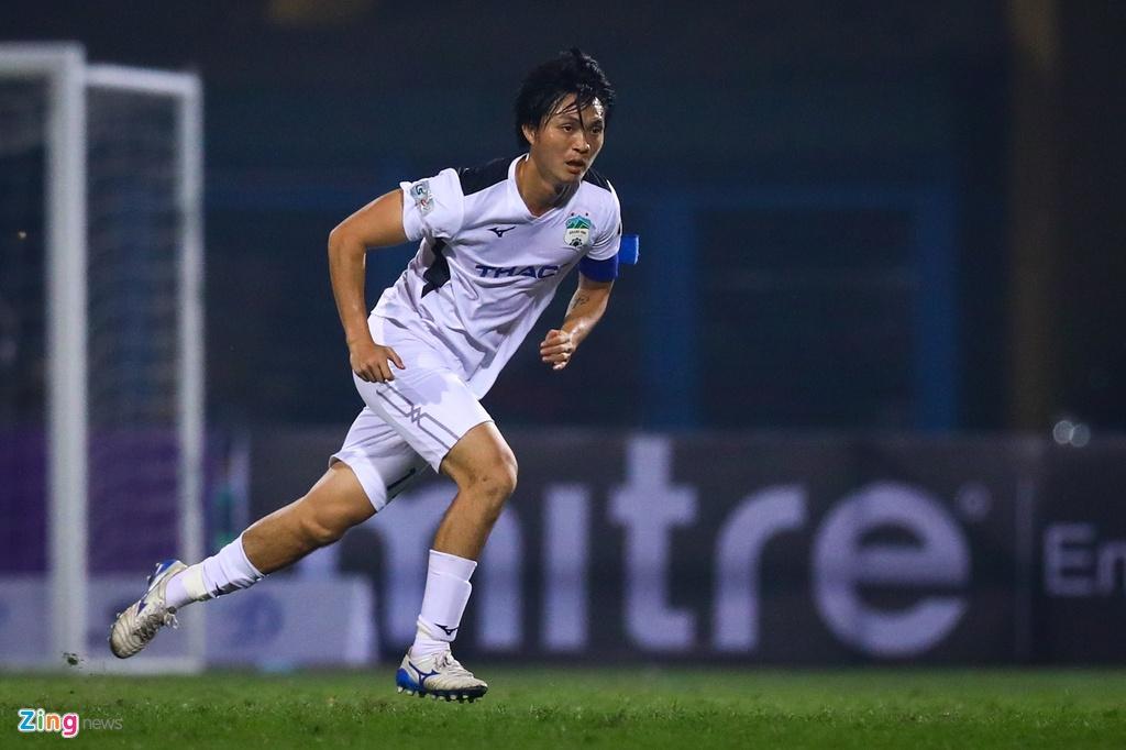 Hung Dung, Tuan Anh va nhung tien ve dang xem tai V.League 2020 hinh anh 1 Tuan_Anh_HAGL_2_zing.jpg