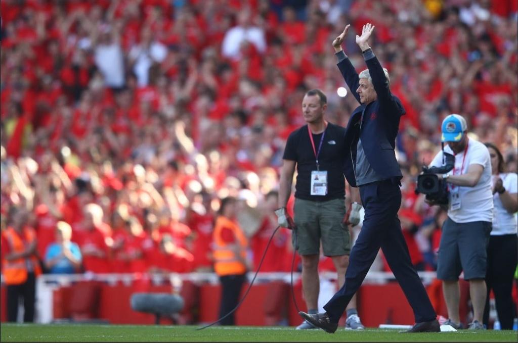 Arsene Wenger chinh thuc chia tay san Emirates anh 5