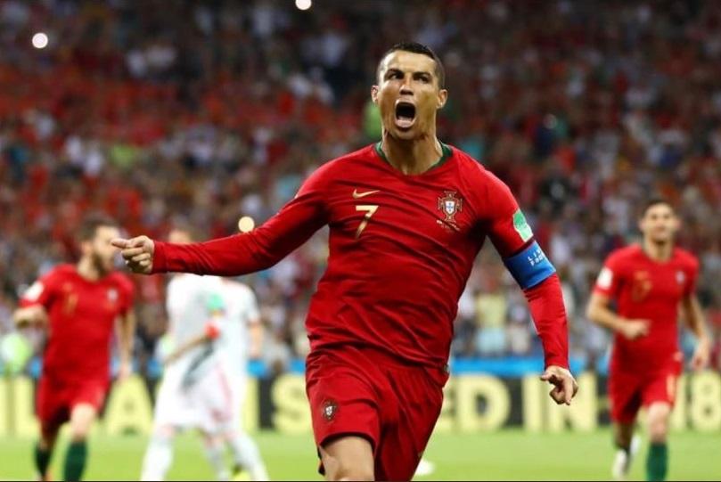 BLV Quang Huy: Ronaldo da an va trong vong cam anh 1