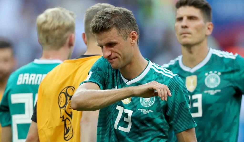 Duc bi loai va nhung cai nhat sau vong bang World Cup 2018 hinh anh 8