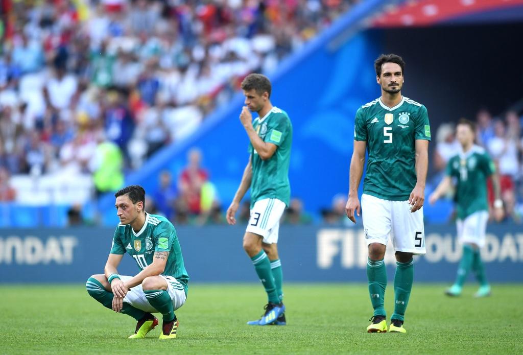 Duc bi loai va nhung cai nhat sau vong bang World Cup 2018 hinh anh 7