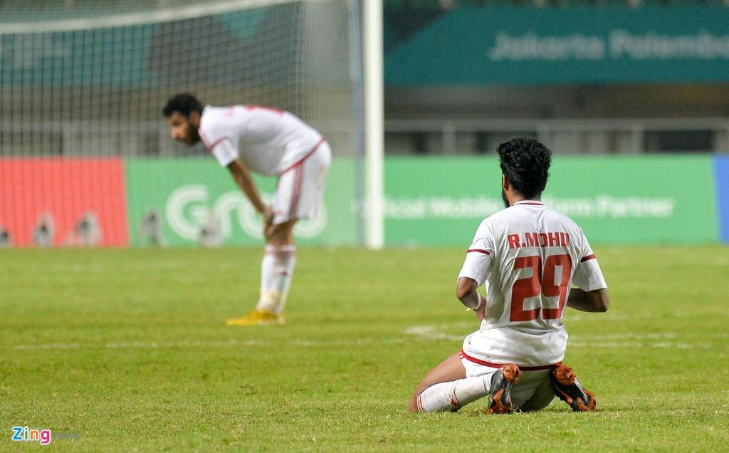 Olympic Viet Nam gap UAE anh 2