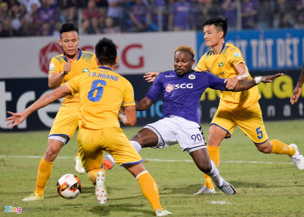 'CLB Ha Noi du suc thong tri lau dai o V.League' hinh anh 2