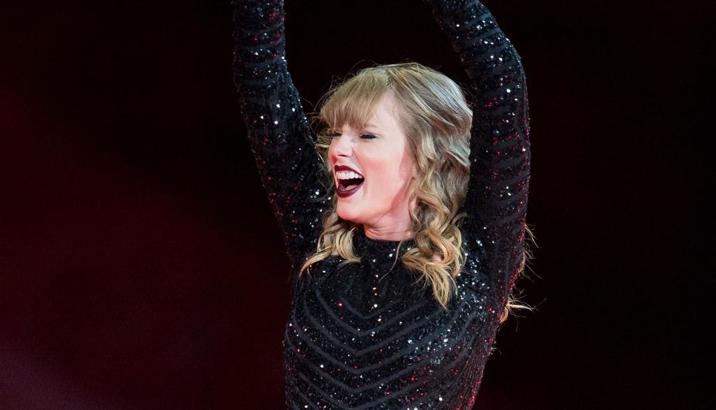 Suc hut, su quyen ru va dang cap ngoi sao cua Taylor Swift hinh anh 4