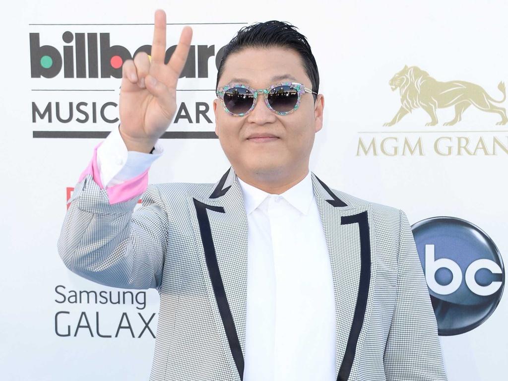 Psy (Gangnam Style) - 'ke tam than' mot lan vut sang roi chot tat hinh anh 4