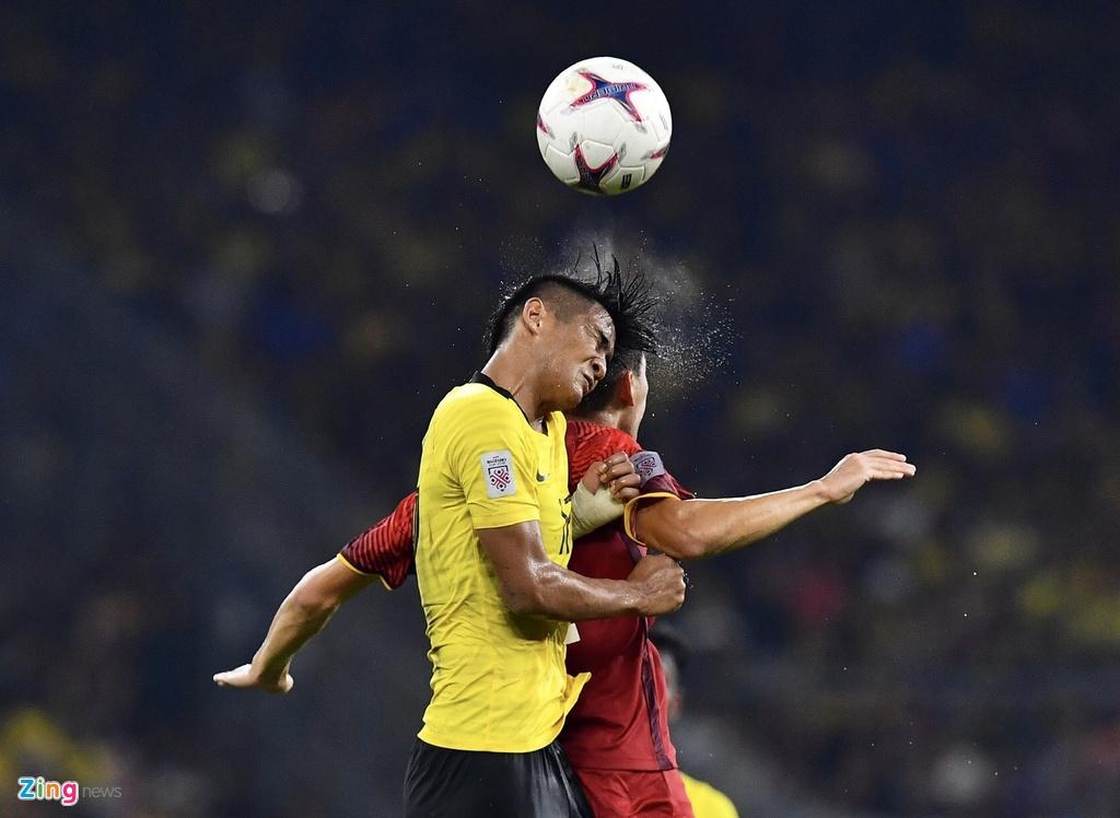 'Malaysia se lai trong cho vao cac pha bong chet truoc Viet Nam' hinh anh 1