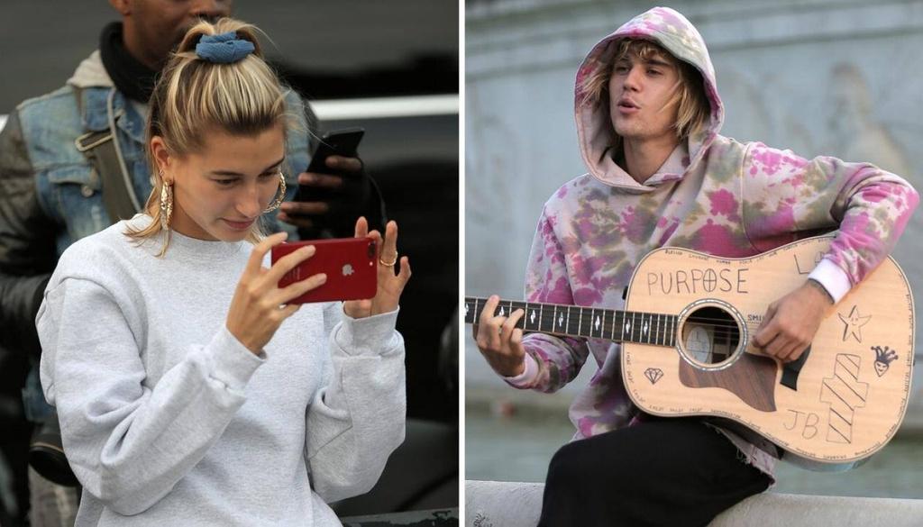 Nam 2018 cua Justin Bieber khong co am nhac, nhung ngap tran hanh phuc hinh anh 2