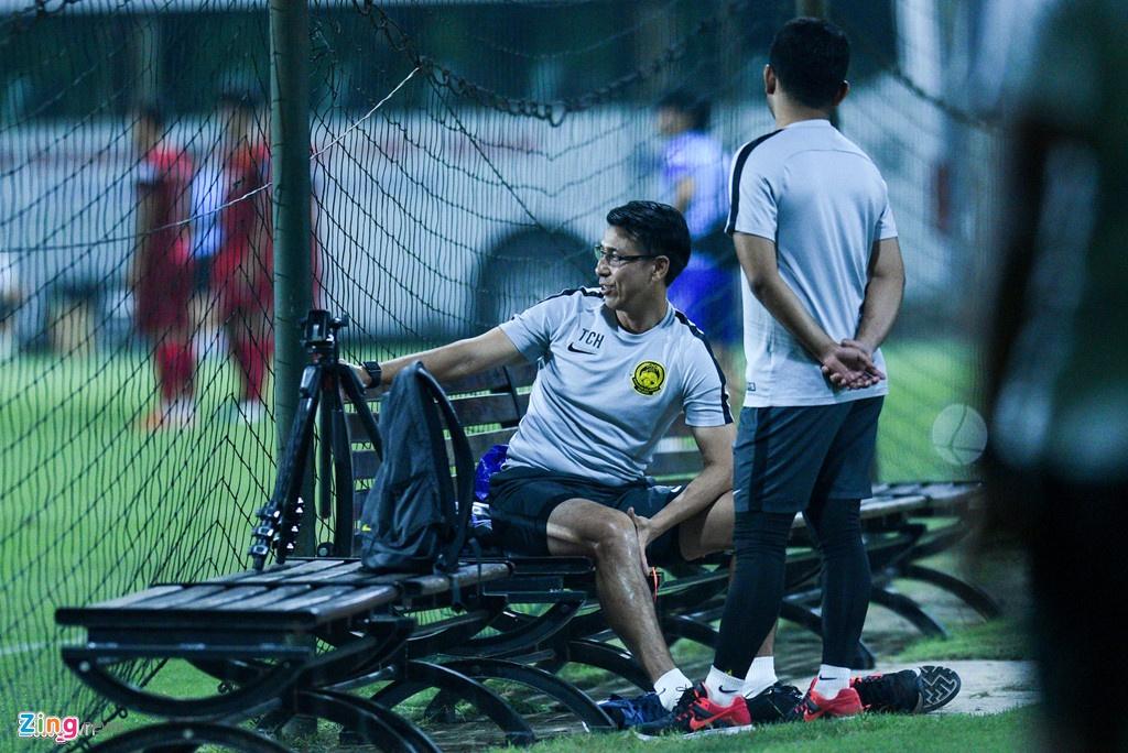 'Tuyen Viet Nam dang tren Malaysia mot bac' hinh anh 2