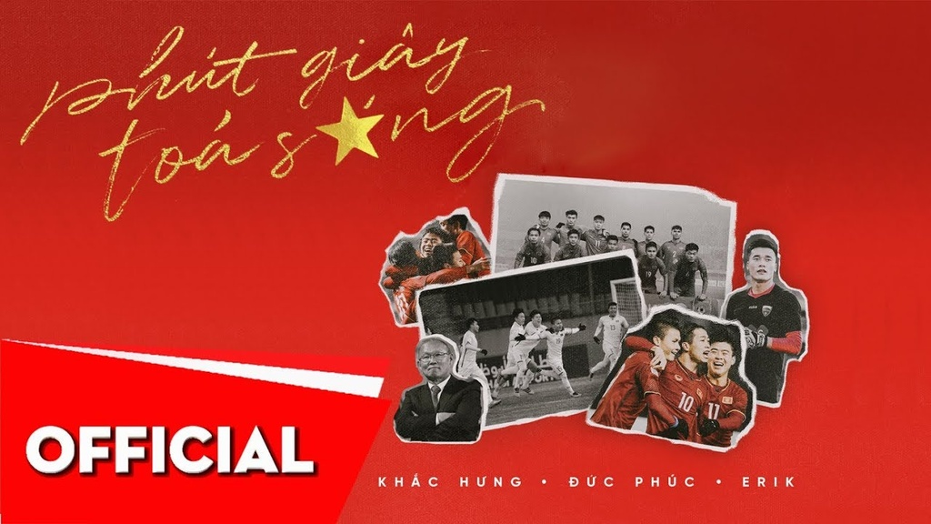 Chien tich cua U23 Viet Nam co the tao nen the loai nhac moi? hinh anh 1