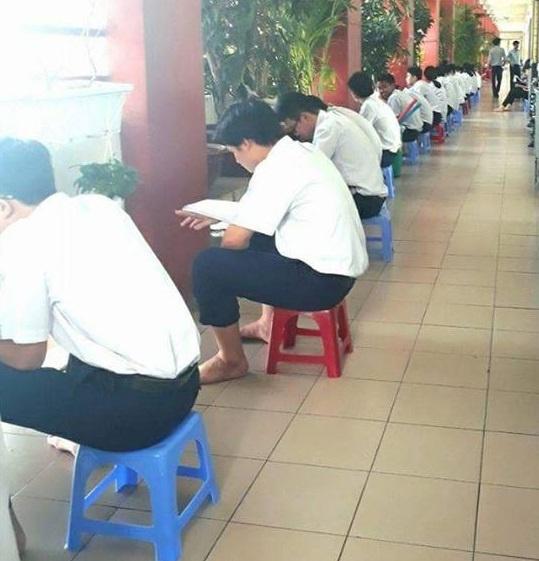 THCS va THPT Nguyen Khuyen: 'Truong hoc nhu trai linh' hinh anh 3