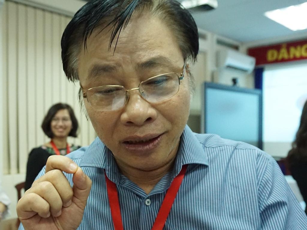 GS Trần Ngọc Thêm: 'Sách của GS Đại nên được thẩm định theo cách khác'
