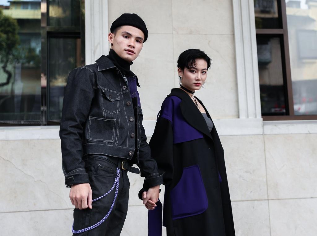 Nhung ban tre nao gianh giai street style tai pho Trang Tien? hinh anh 9