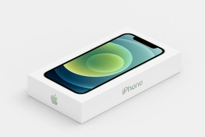 iPhone 12 khong co phu kien anh 2