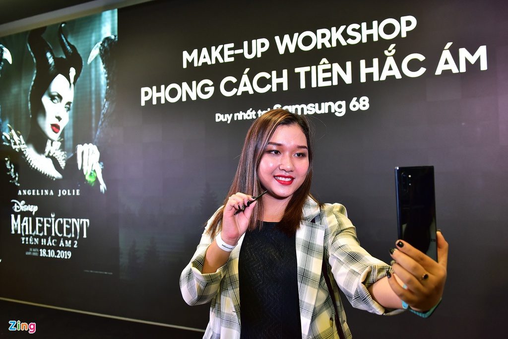 Khong phai Vo Dien, Tien hac am da chiem tron spotlight mua Halloween hinh anh 9
