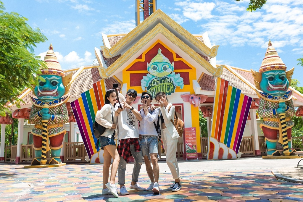 Sun World Danang Wonders anh 1