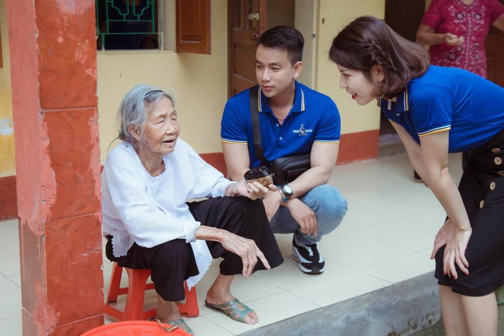 TMV Ngoc Dung dong hanh cung nhung phan doi bi lang quen tai Ha Nam hinh anh 5