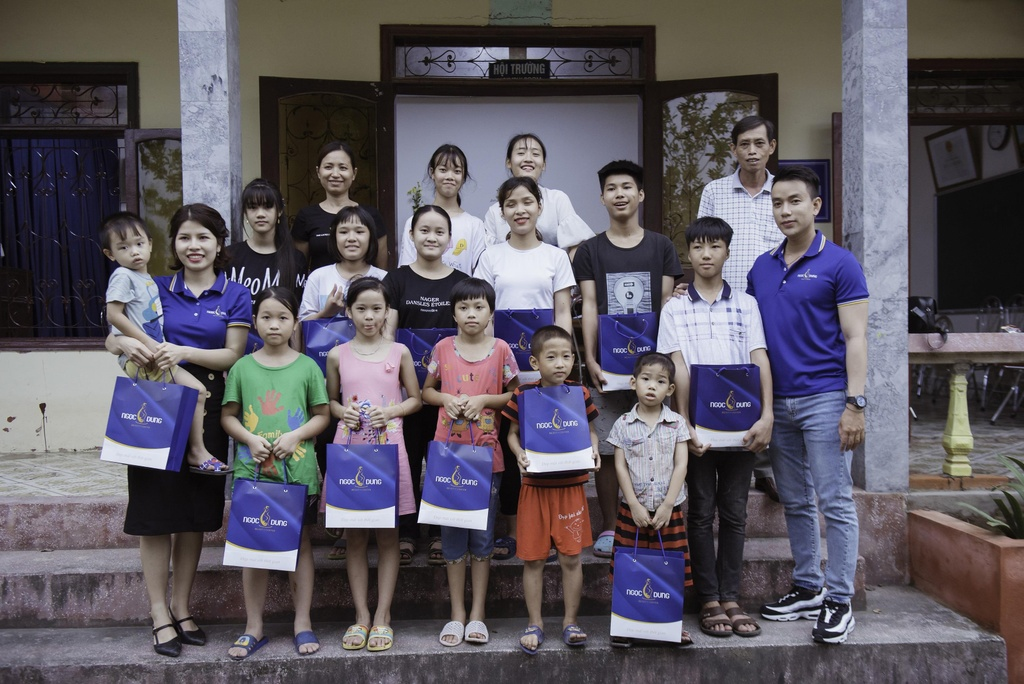 TMV Ngoc Dung dong hanh cung nhung phan doi bi lang quen tai Ha Nam hinh anh 7