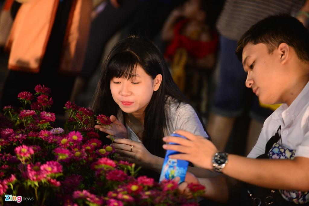 Nguoi Ha Noi, Sai Gon don giao thua trong tiet troi dep hinh anh 10