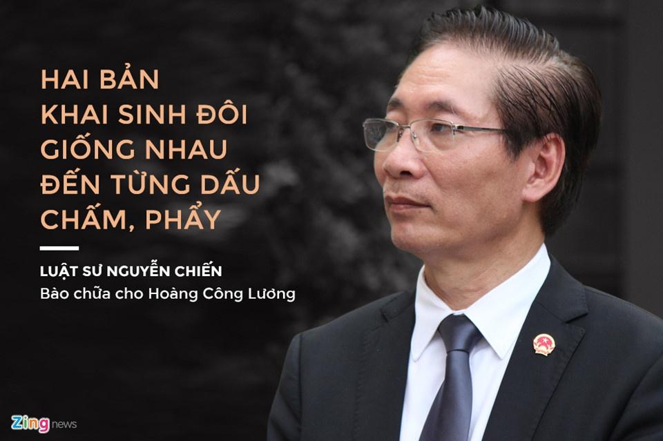 Nhung lap luan gay tranh cai truoc khi tuyen an Hoang Cong Luong hinh anh 11