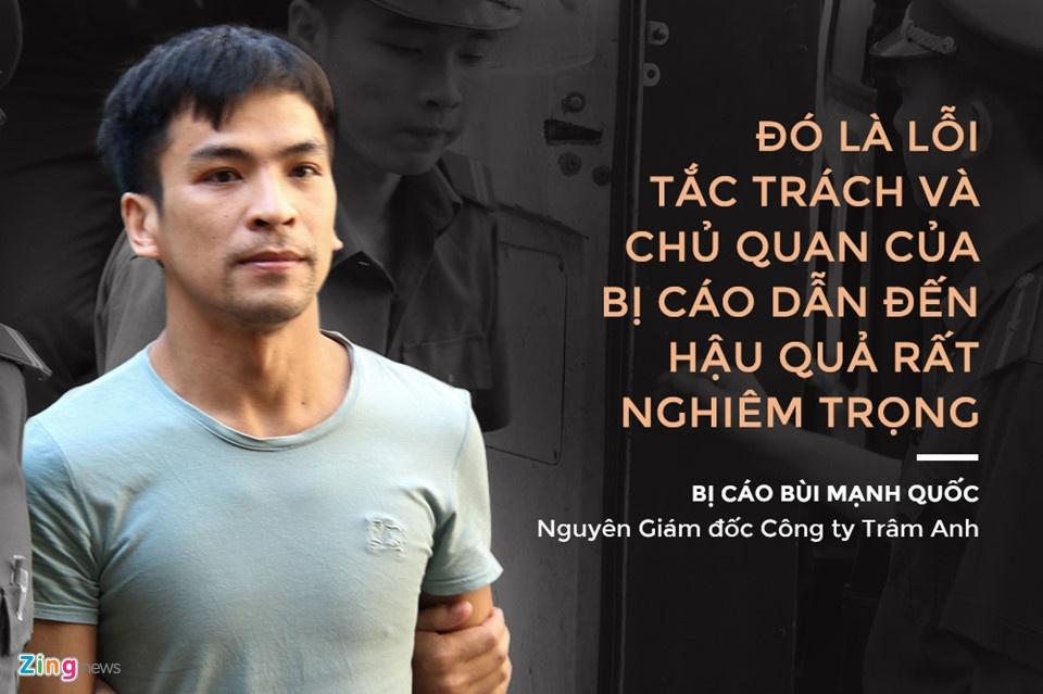 Nhung lap luan gay tranh cai truoc khi tuyen an Hoang Cong Luong hinh anh 1