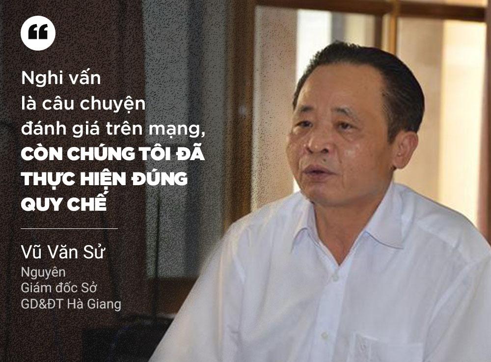 Gian lan thi cu Ha Giang anh 1