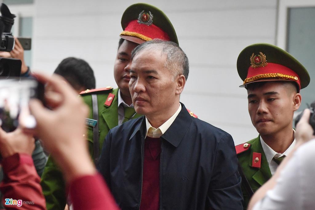 Cuu bo truong Nguyen Bac Son va dong pham hau toa hinh anh 2 avg_zing_(3).jpg