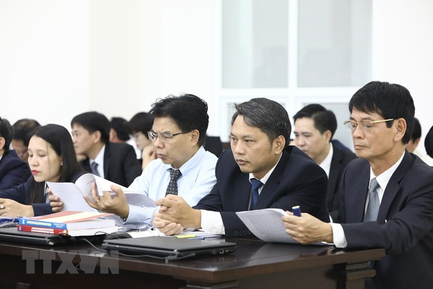 Nguyen Bac Son,  nhan hoi lo,  AVG,  Truong Minh Tuan,  nhan hoi lo 3 trieu USD,  thuong vu AVG,  Pham Nhat Vu,  Le Nam Tra,  MobiFone,  xet xu vu AVG anh 4