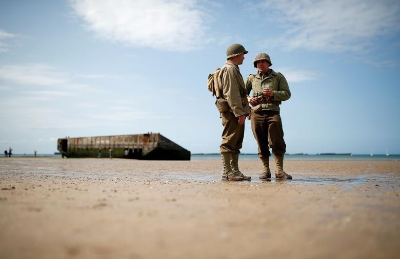 75 nam do bo Normandy - 'huyen thoai nay se khong bao gio chet' hinh anh 21