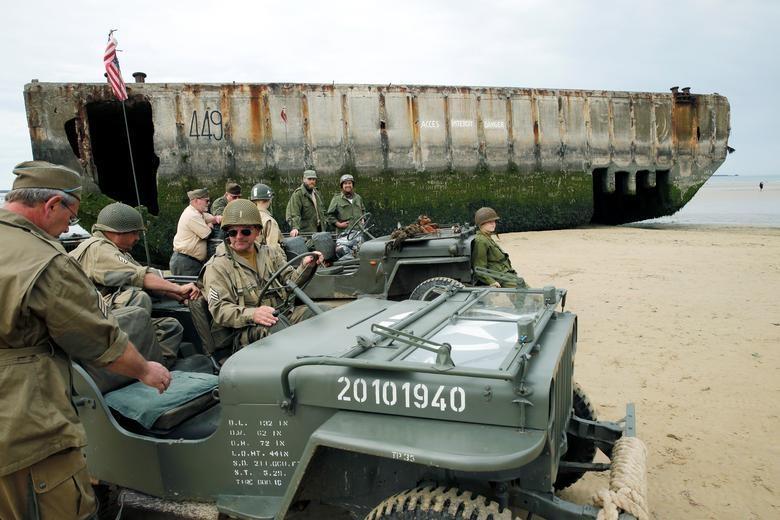 75 nam do bo Normandy - 'huyen thoai nay se khong bao gio chet' hinh anh 16