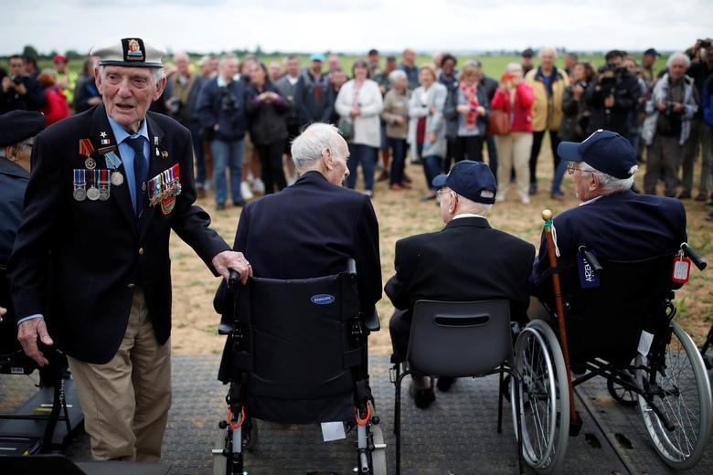 75 nam do bo Normandy - 'huyen thoai nay se khong bao gio chet' hinh anh 19
