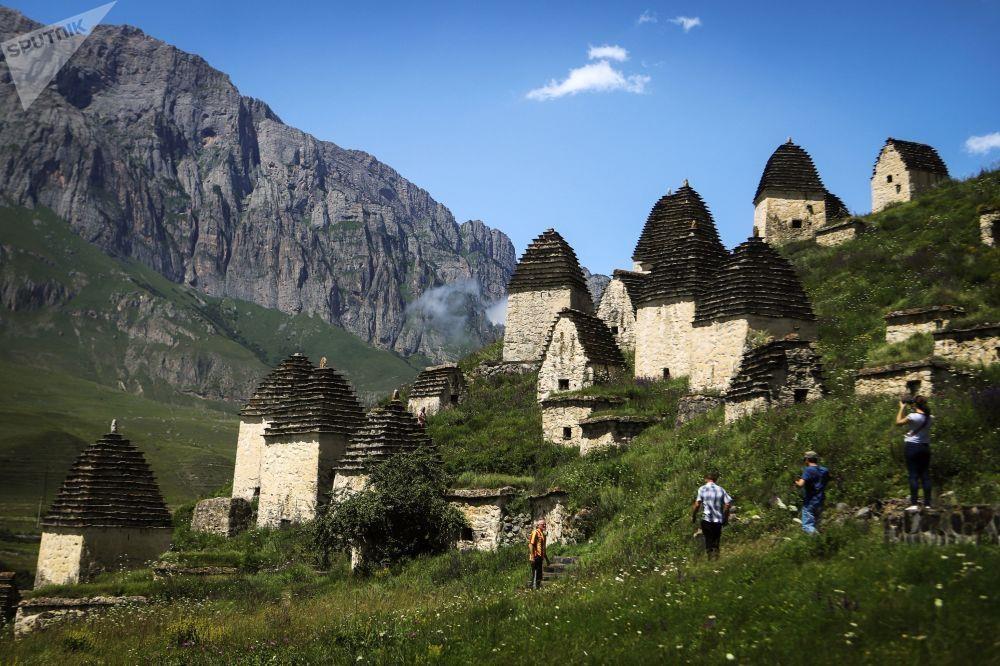 'Thành phố chết' tại Nga với 10.000 hài cốt từ thời Trung Cổ