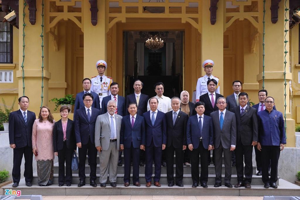 Le thuong co ASEAN nhan dip 52 nam thanh lap hiep hoi hinh anh 6