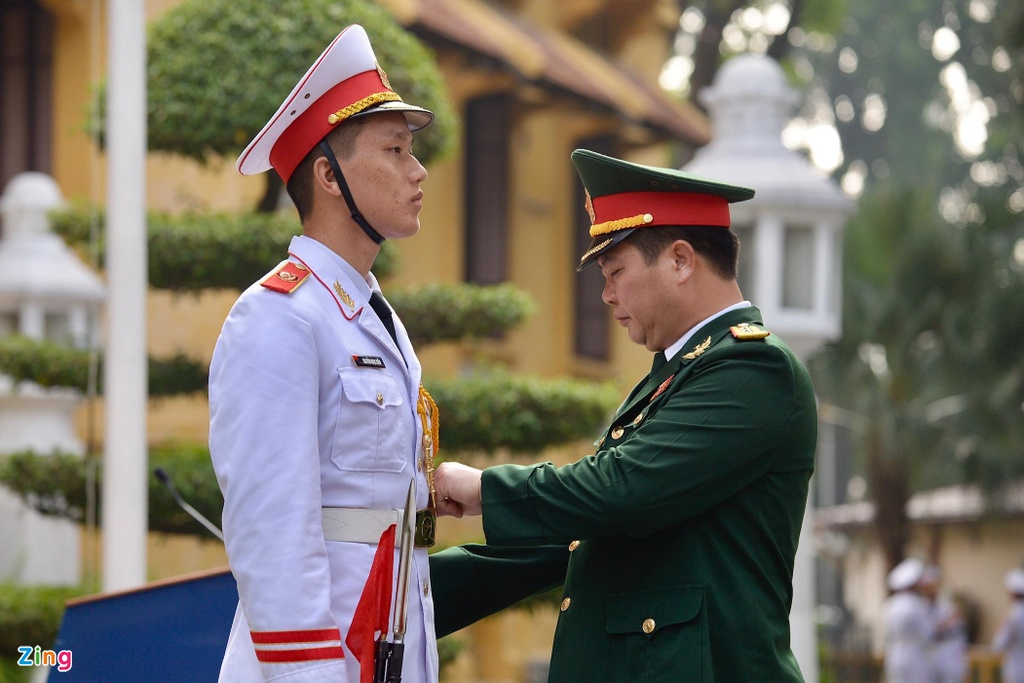 Le thuong co ASEAN va quoc ky Viet Nam anh 4