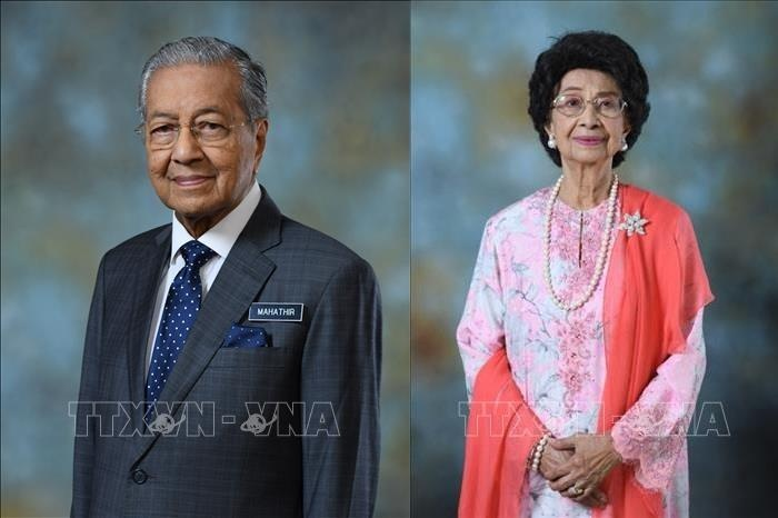 Thu tuong Malaysia tham Viet Nam anh 2