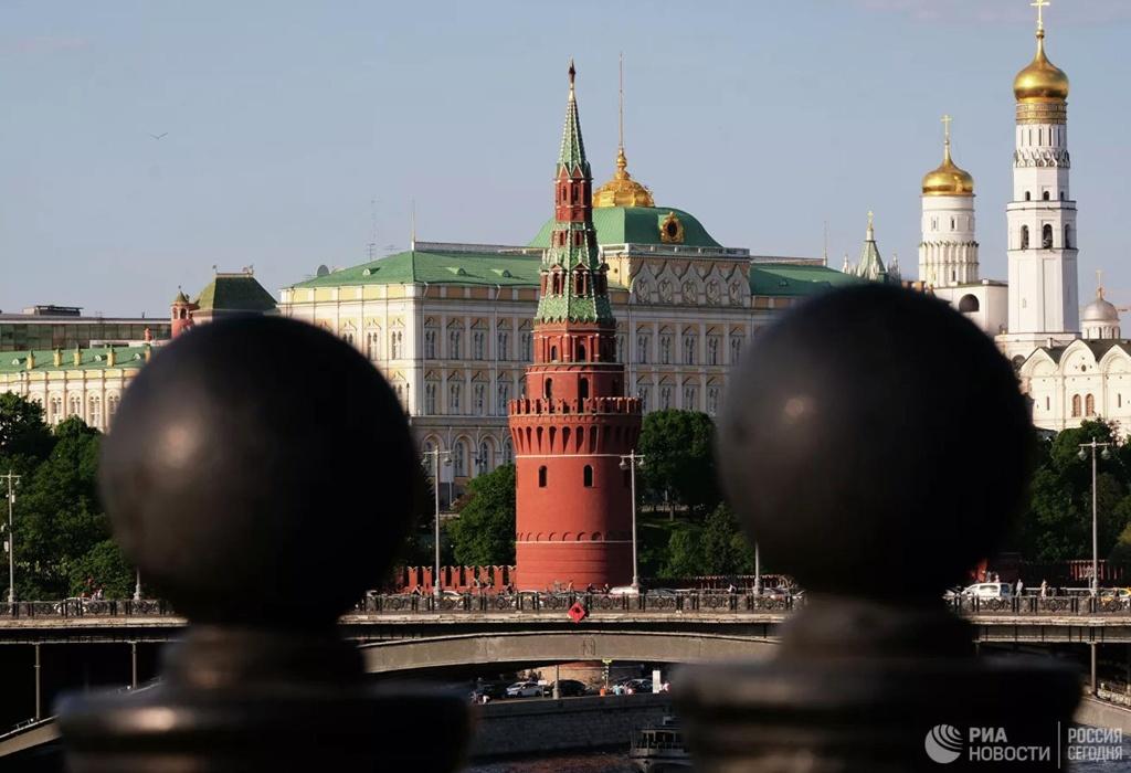 Diep vien cua My tung lam viec o Dien Kremlin, di nghi roi bien mat hinh anh 1