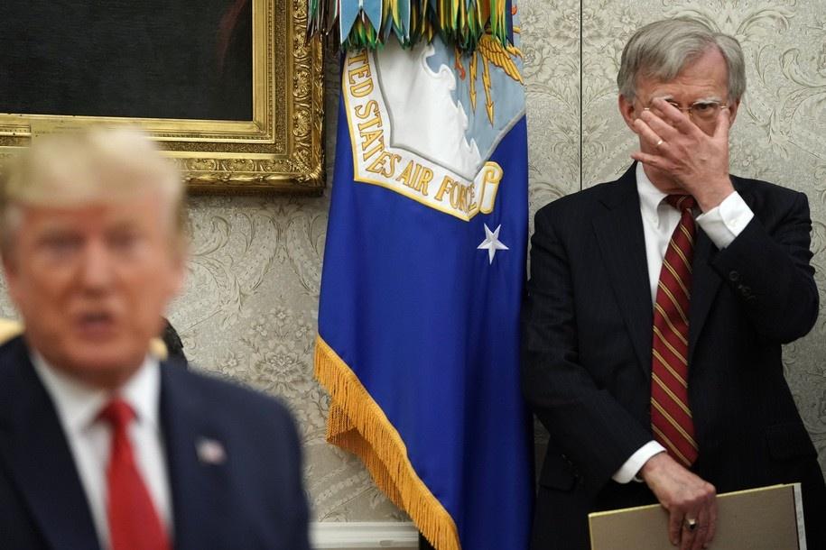 Bolton cong kich chinh sach doi ngoai cua TT Trump anh 1
