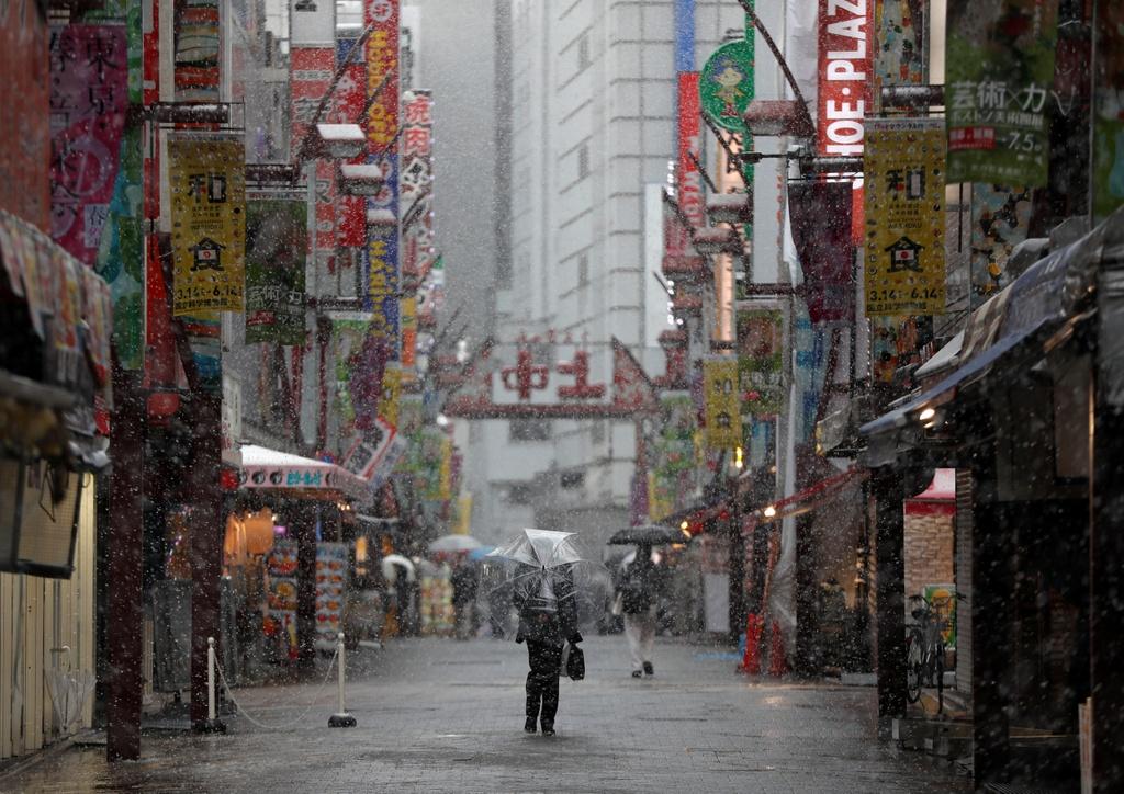 tuyet roi o Tokyo anh 2