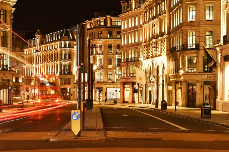 London duoi lenh phong toa anh 1