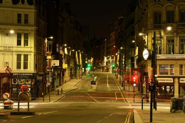 London duoi lenh phong toa anh 4