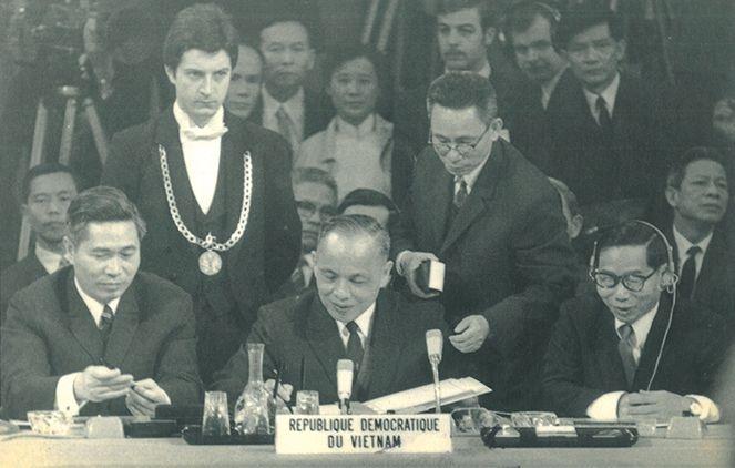 Dong gop cua ngoai giao Viet Nam vao chien thang lich su nam 1975 hinh anh 1 1_1.jpg