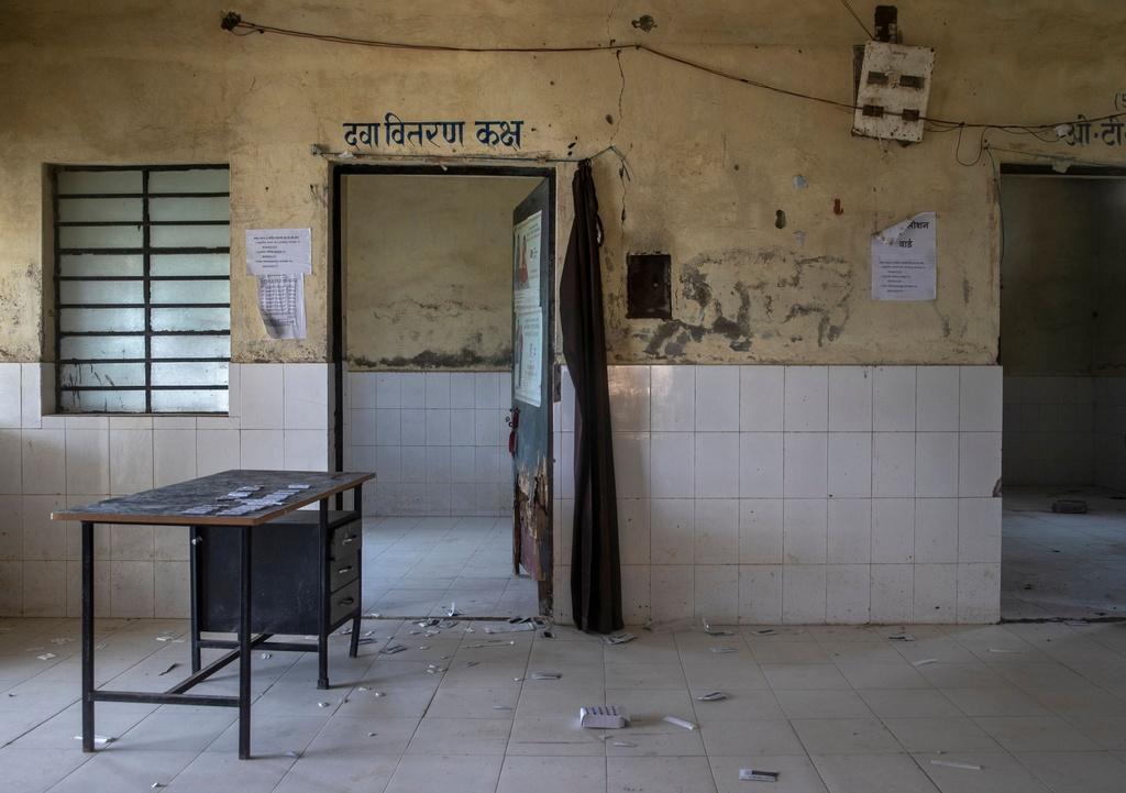 benh vien o bang Bihar chi co mot bac si chinh anh 18