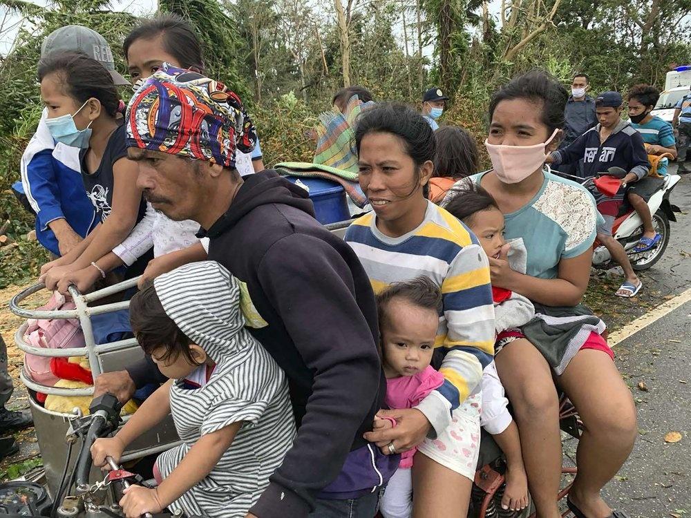 bao Molave quet qua Philippines anh 3