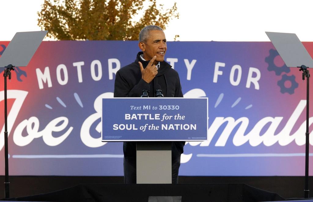 Ong Obama van dong cung ong Biden anh 5