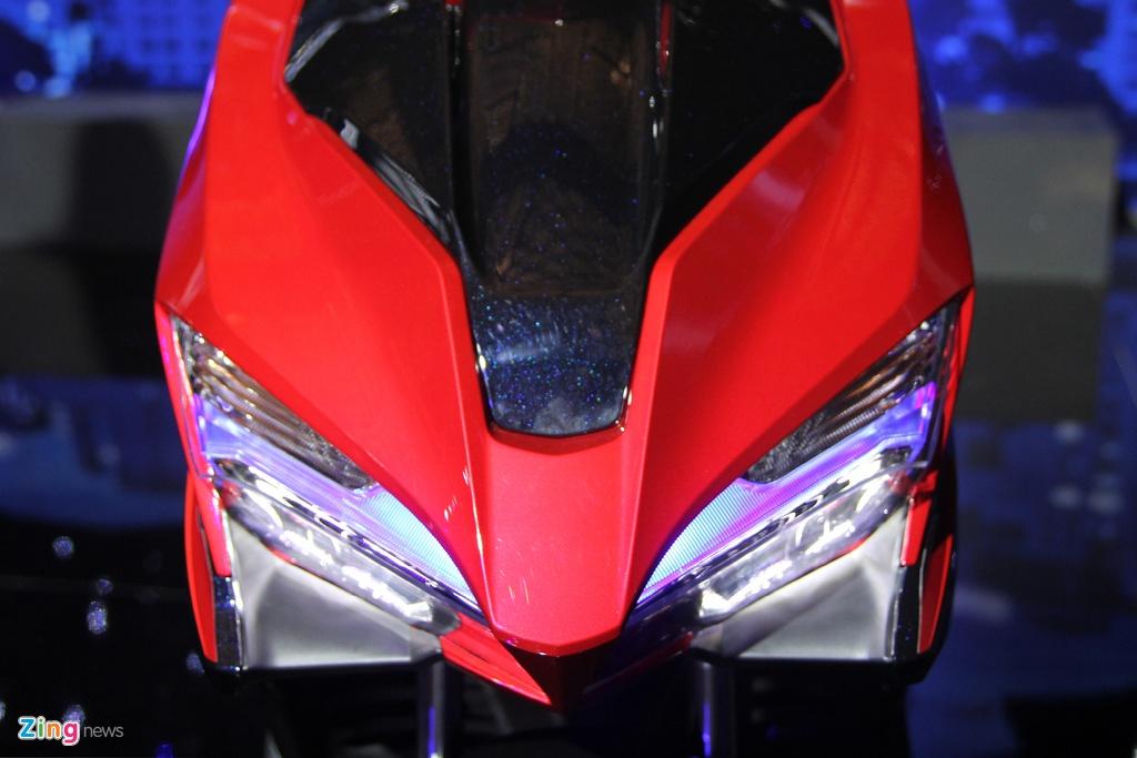 Honda Air Blade va Nouvo 2016 – doi thu xe tay ga cho nam hinh anh 4